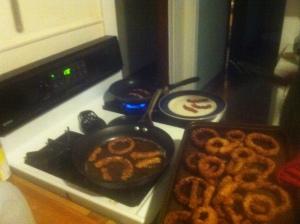 Fried!